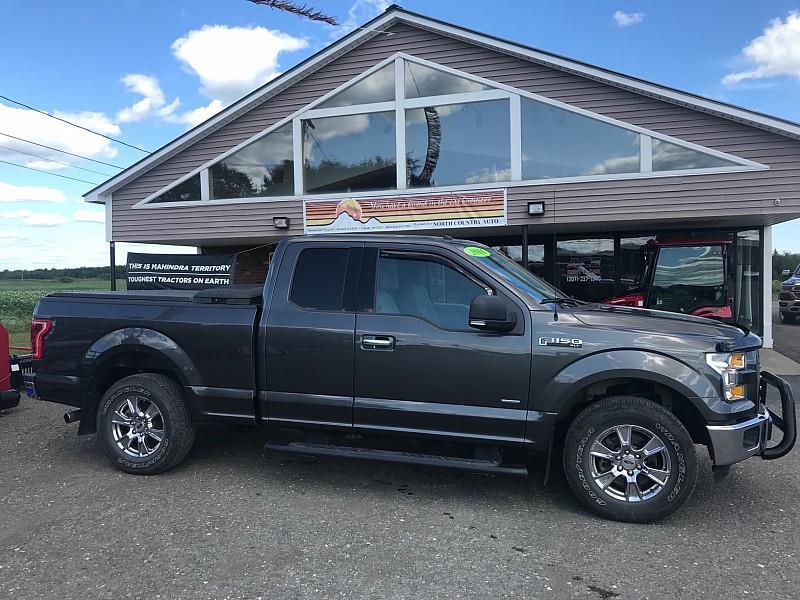 North Country Auto >> 2016 Ford F 150 In Presque Isle Me North Country Auto