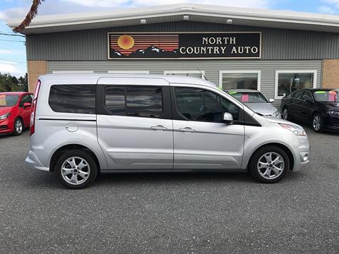 2014 Ford Transit Connect Wagon for sale in Presque Isle, ME