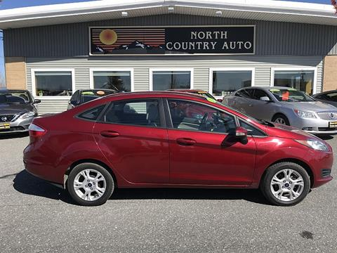 2014 Ford Fiesta for sale in Lincoln, ME