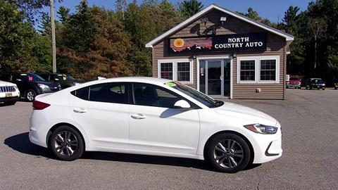 2018 Hyundai Elantra for sale in Lincoln, ME