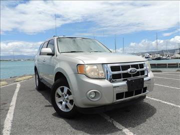 2009 Ford Escape for sale in Honolulu, HI