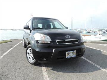 2011 Kia Soul for sale in Honolulu, HI