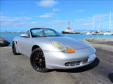 2001 Porsche Boxster for sale in Honolulu, HI