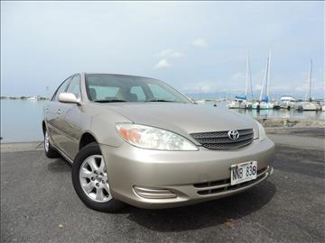 2004 Toyota Camry for sale in Honolulu, HI