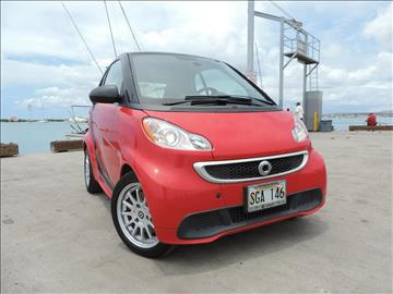 2014 Smart fortwo for sale in Honolulu, HI