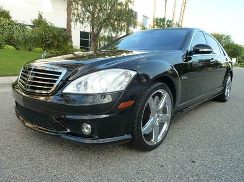 2008 Mercedes-Benz S-Class for sale at Trade In Auto Sales in Van Nuys CA
