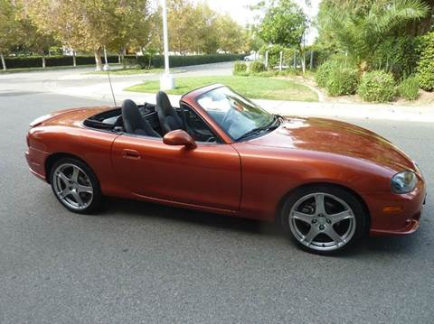 2005 Mazda MAZDASPEED MX-5 for sale at Trade In Auto Sales in Van Nuys CA