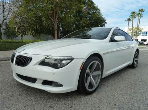 2009 BMW 6 Series for sale at Trade In Auto Sales in Van Nuys CA
