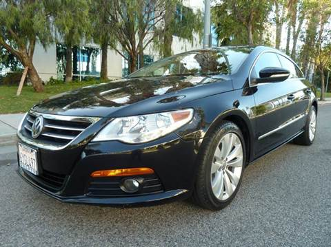2010 Volkswagen CC for sale at Trade In Auto Sales in Van Nuys CA