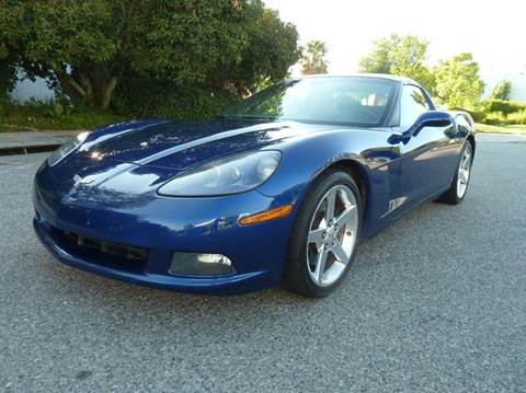 2006 Chevrolet Corvette for sale at Trade In Auto Sales in Van Nuys CA