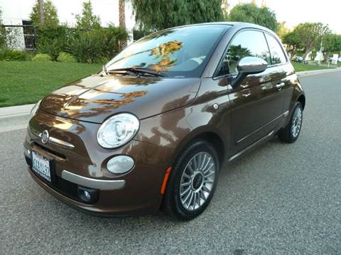 2012 FIAT 500c for sale at Trade In Auto Sales in Van Nuys CA
