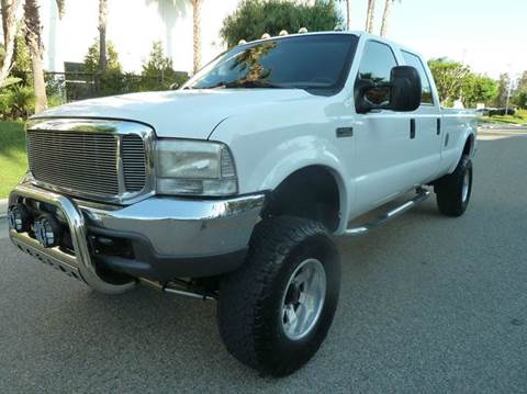 1999 Ford F-250 Super Duty for sale at Trade In Auto Sales in Van Nuys CA
