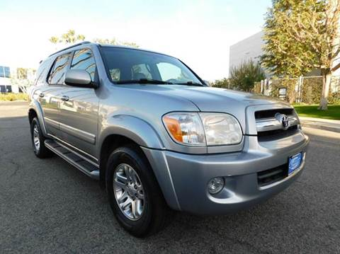 2005 Toyota Sequoia for sale at Trade In Auto Sales in Van Nuys CA
