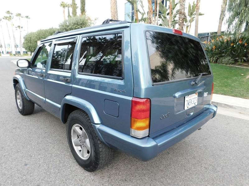 1998 Jeep Cherokee 4dr Sport 4WD SUV In Van Nuys CA - Trade