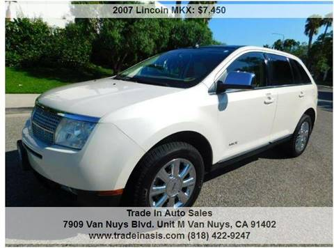 2007 Lincoln MKX For Sale In Woodburn OR