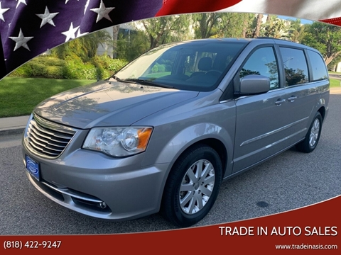 2014 Chrysler Town and Country for sale in Van Nuys, CA
