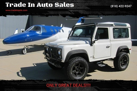 1997 Land Rover Defender for sale in Van Nuys, CA