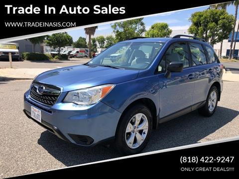 2016 Subaru Forester for sale in Van Nuys, CA