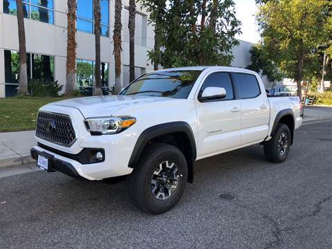 2019 Toyota Tacoma for sale in Van Nuys, CA