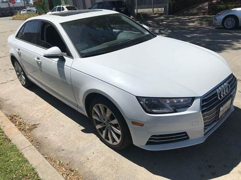 2017 Audi A4 for sale in Los Angeles, CA