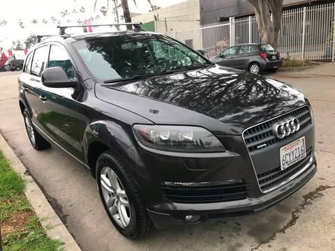 2008 Audi Q7 for sale in Los Angeles, CA