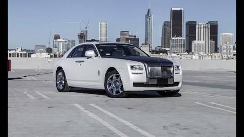 2011 Rolls-Royce Ghost for sale in Los Angeles, CA