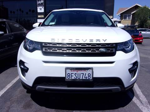 2016 Land Rover Discovery Sport for sale in Los Angeles, CA