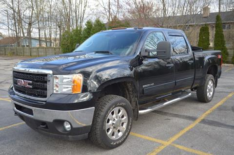 2011 GMC Sierra 2500HD for sale in Eastlake, OH
