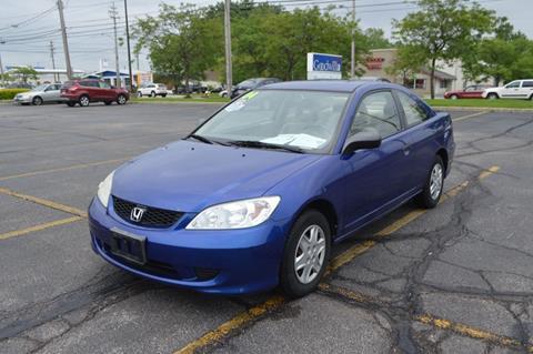 2004 Honda Civic for sale in Eastlake, OH