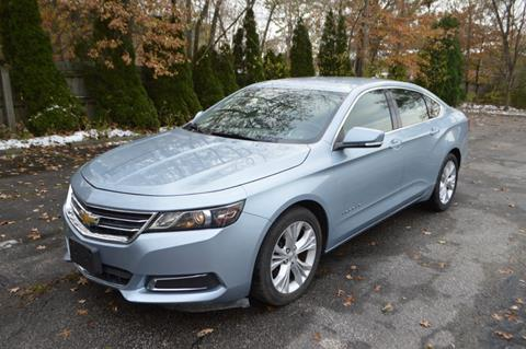 2014 Chevrolet Impala for sale in Eastlake, OH
