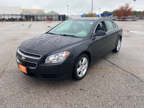 2010 Chevrolet Malibu for sale at TKP Auto Sales in Eastlake OH