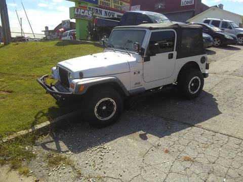 2003 Jeep Wrangler for sale in Osage Beach, MO
