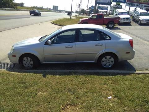 2008 Suzuki Forenza for sale in Osage Beach, MO