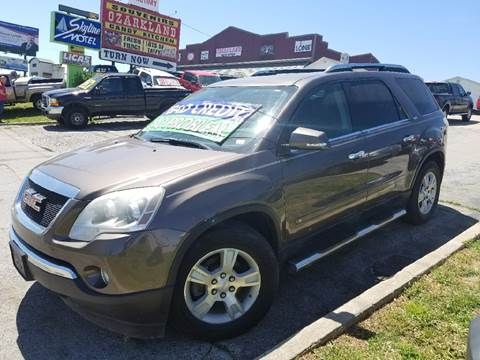 2009 GMC Acadia for sale in Osage Beach, MO