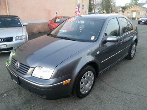 2004 Volkswagen Jetta for sale at Auto King in Roseville CA