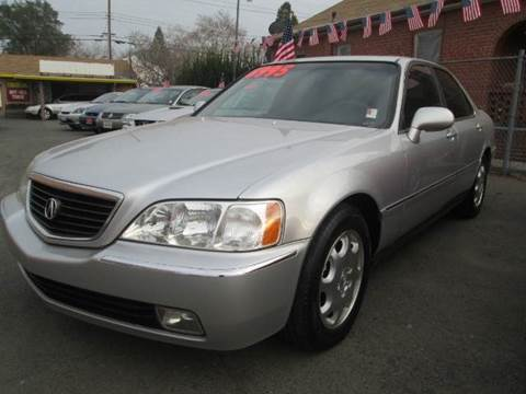 2000 Acura RL for sale at Auto King in Roseville CA
