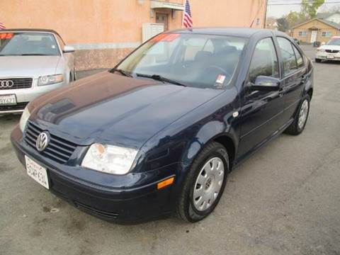 2003 Volkswagen Jetta for sale at Auto King in Roseville CA