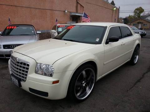 2005 Chrysler 300 for sale at Auto King in Roseville CA