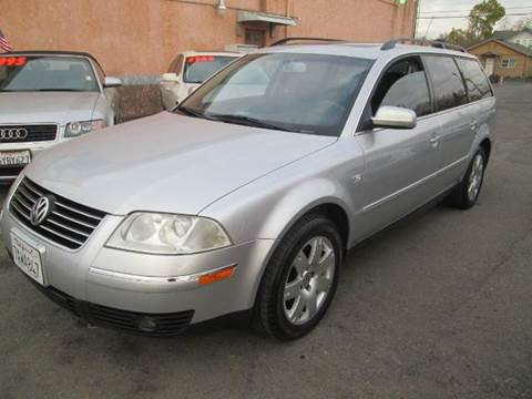 2002 Volkswagen Passat for sale at Auto King in Roseville CA