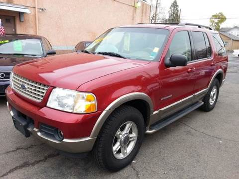 2002 Ford Explorer for sale at Auto King in Roseville CA