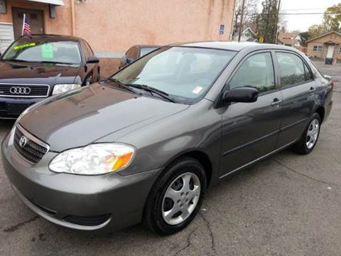 2005 Toyota Corolla for sale at Auto King in Roseville CA