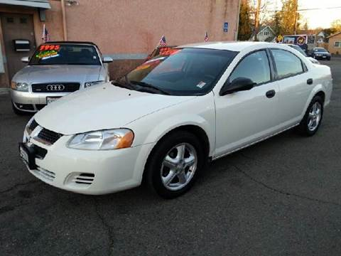 2004 Dodge Stratus for sale at Auto King in Roseville CA