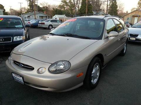 1998 Ford Taurus for sale at Auto King in Roseville CA