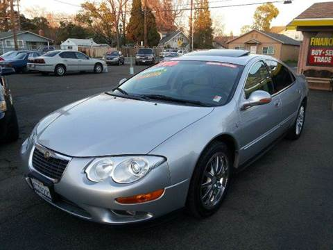 2004 Chrysler 300M for sale at Auto King in Roseville CA