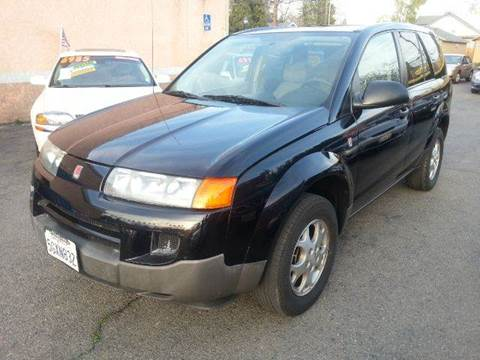 2004 Saturn Vue for sale at Auto King in Roseville CA