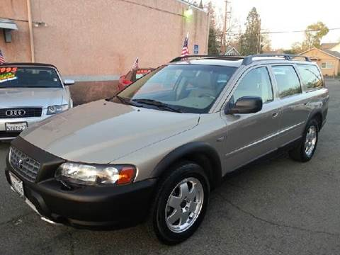 2002 Volvo V70 for sale at Auto King in Roseville CA
