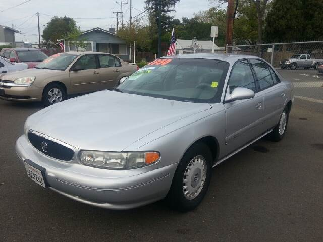 2001 Buick Century for sale at Auto King in Roseville CA
