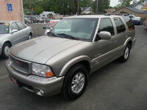 2000 GMC Envoy for sale at Auto King in Roseville CA