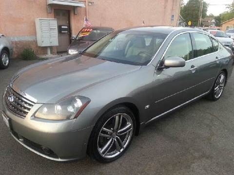 2006 Infiniti M45 for sale at Auto King in Roseville CA