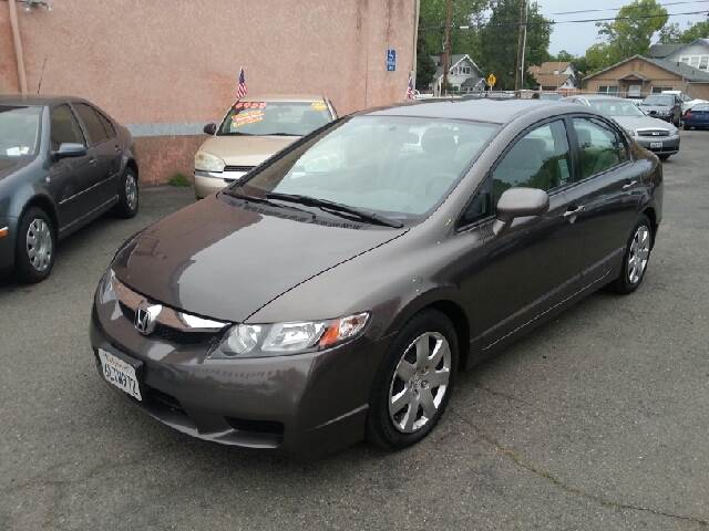 2010 Honda Civic for sale at Auto King in Roseville CA